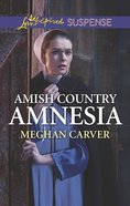 Amish Country Amnesia (Love Inspired Suspense Series) eBook