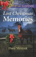 Lost Christmas Memories (Gold Country Cowboy) (Love Inspired Suspense Series) eBook