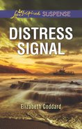 Distress Signal (Coldwater Bay Intrigue) (Love Inspired Suspense Series) eBook