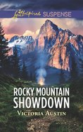 Rocky Mountain Showdown (Love Inspired Suspense Series) eBook