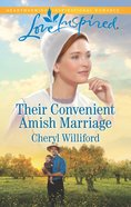 Their Convenient Amish Marriage (Pinecraft Homecomings) (Love Inspired Series) eBook