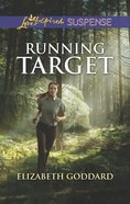 Running Target (Coldwater Bay Intrigue) (Love Inspired Suspense Series) eBook