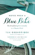 Notes From a Blue Bike (Unabridged, Mp3) CD