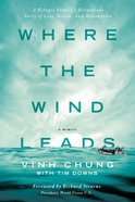 Where the Wind Leads (Unabridged, Mp3) CD