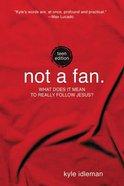 Not a Fan (Unabridged, Mp3) CD