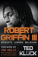 Robert Griffin III (Unabridged, Mp3) CD