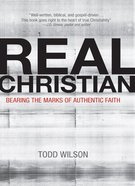 Real Christian (Unabridged, 4 Cds) CD