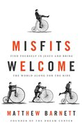 Misfits Welcome (Unabridged, Mp3) CD