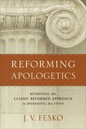 Reforming Apologetics eBook