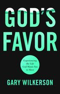 God's Favor eBook