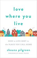 Love Where You Live eBook
