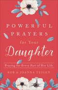 Powerful Prayers For Your Daughter eBook