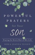 Powerful Prayers For Your Son eBook