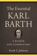 The Essential Karl Barth eBook