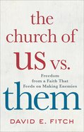 The Church of Us Vs. Them eBook