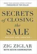 Secrets of Closing the Sale eBook
