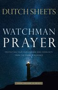 Watchman Prayer eBook