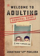 Welcome to Adulting Survival Guide eBook