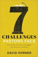 7 Challenges Pastors Face eBook