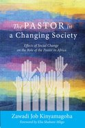 The Pastor in a Changing Society eBook