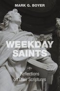 Weekday Saints eBook