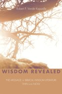 Wisdom Revealed eBook