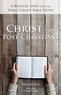 Christ For Post-Christians eBook