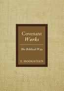 Covenant Works eBook