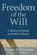 Freedom of the Will eBook