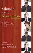 Solomon Was a Businessman eBook