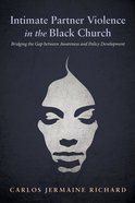 Intimate Partner Violence in the Black Church eBook