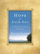 Hope For Each Day (Unabridged, MP3) (Signature Edition) CD