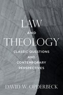 Law and Theology eBook