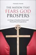 The Nation That Fears God Prospers eBook