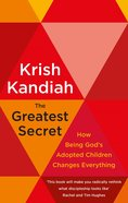 The Greatest Secret eBook