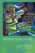 Transforming Pastoral Leadership eBook