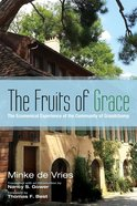 The Fruits of Grace eBook