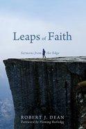 Leaps of Faith eBook