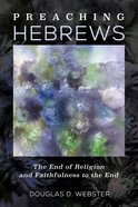 Preaching Hebrews eBook