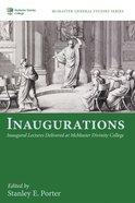 Inaugurations eBook