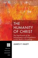The Humanity of Christ eBook