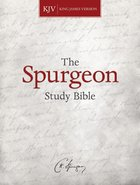 KJV Spurgeon Study Bible eBook