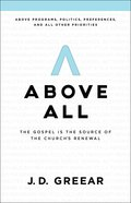 Above All eBook