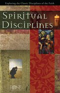 Spiritual Disciplines (Rose Guide Series) Pamphlet