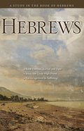 Book of Hebrews (Rose Guide Series) Pamphlet