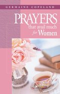 Prayers That Avail Much For Women eBook