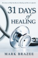 31 Days of Healing eBook