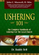 Ushering 101 eBook