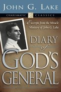 Diary of God's Generals eBook