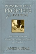 Personalized Promises For Fathers eBook